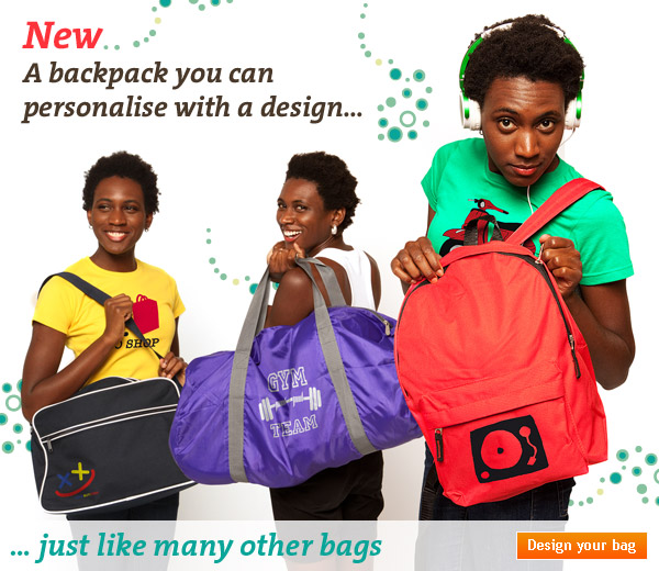 Design your bag