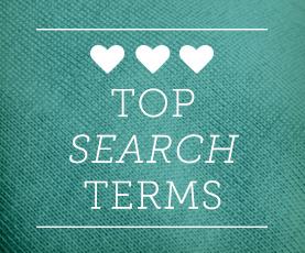 Die Top 5 Design-Suchbegriffe